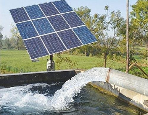 Solar Water Pump Jog Waste To Energy Pvt Ltd