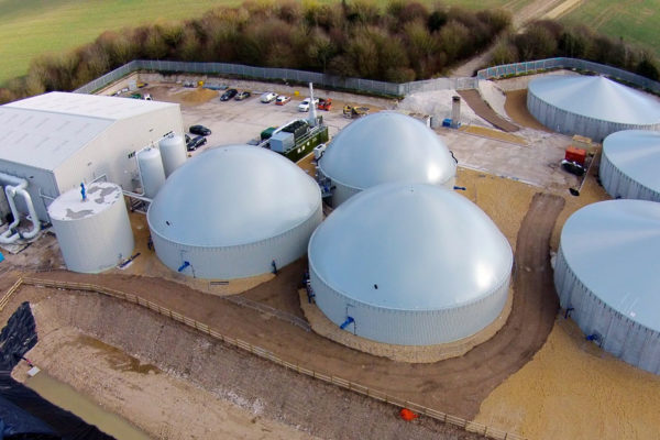 Biogas Purification Plant Manufacturers India - Purification System