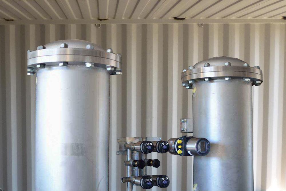 Biogas Upgradation Plant