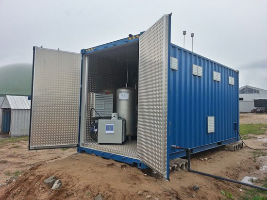 Biogas Purifier, Biogas Purification Plant, Biogas Upgrading System, Biogas Upgradation Plant and Biogas Purification
