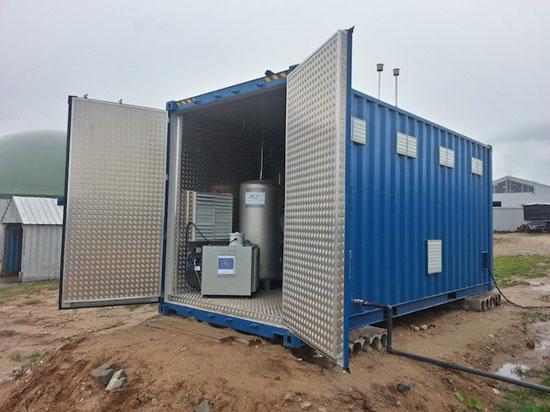 Biogas Purifier, Biogas Purification Plant, Biogas Upgrading System, Biogas Upgradation Plant and Biogas Purification