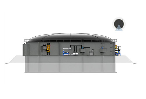 Biogas Plant Manufacturer India - Biogas Generation Plant