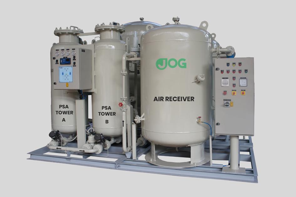 PSA Nitrogen Gas Plant - Nitrogen Gas Generator, Gas Generation Plant